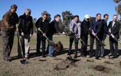 Rebuilding Golf Course