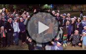 alumni Christmas video
