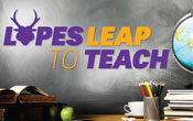 Lopes Leat to Teach
